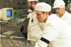 Зупинка реактора 3-го блока ЧАЕС