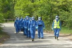 Тренинг «EDEN WP65 Крупномасштабная демонстрация в Припяти», май 2016 г.