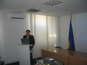 10-th Ecoforum in Slavutych