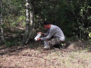 Проверка ловушки