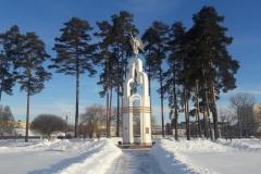 The White Angel of Slavutych