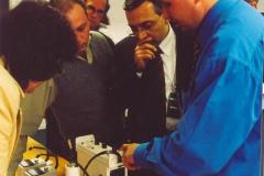 Trainings on radioecology
