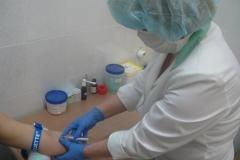 Дослідження в клініко-біохімічній лабораторії